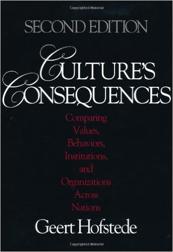 Culture's Consequences 2